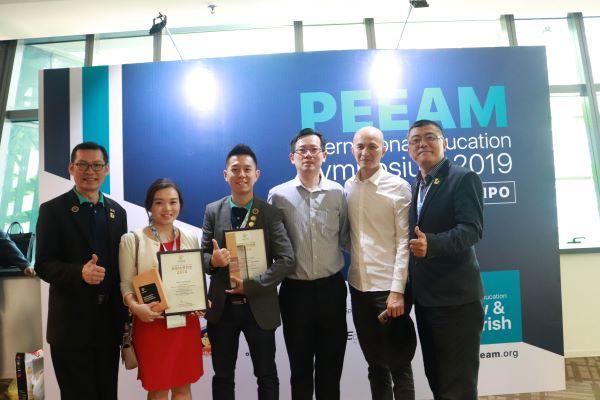 2019年第一届私立教育企业家奖得奖教育企业之一——CLEVER