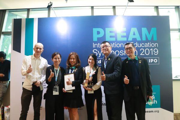 2019年第一届私立教育企业家奖得奖教育企业之一——Dragonfly Educational Sdn Bhd